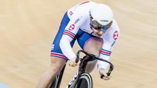 Great Britain's Jason Kenny