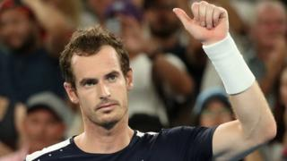 Andy Murray lost at the Australian Open