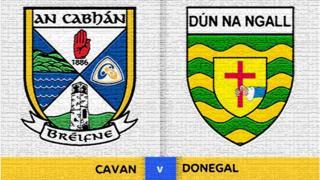 Cavan v Donegal