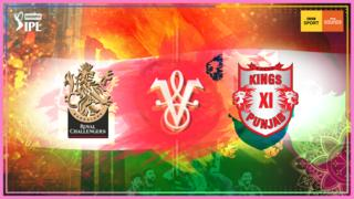 Royal Challengers Bangalore v Kings XI Punjab