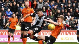 St Mirren Dundee United