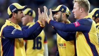 Essex wicket