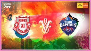 Kings XI Punjab v Delhi Capitals