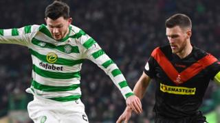 Celtic v Airdrie
