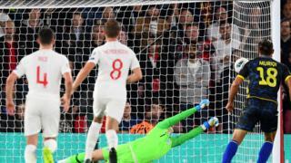 England v Kosovo at St Mary's