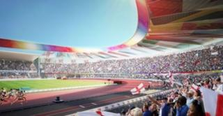 Birmingham's Alexander Stadium