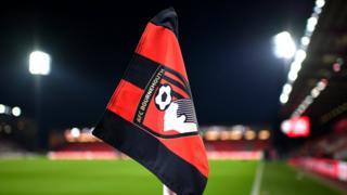 Bournemouth corner flag