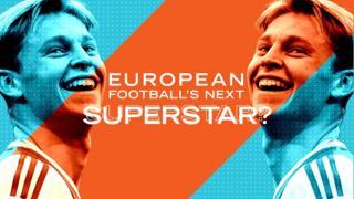 Frenkie de Jong: European football's next superstar?
