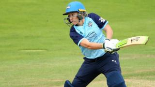 Yorkshire Diamond's Alyssa Healy