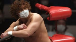 Wrestling in Japan