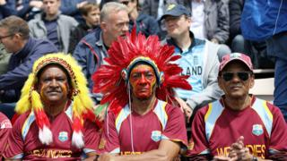Windies fansa