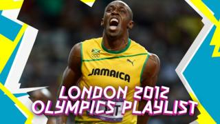 Usain Bolt wins gold