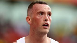 Richard Kilty, 60m champion
