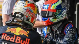 verstappen and gasly