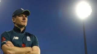 Eoin Morgan stock image