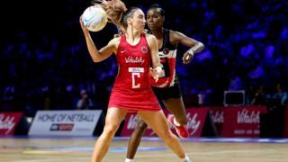 Jade Clarke of England