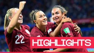 England 1-0 Argentina