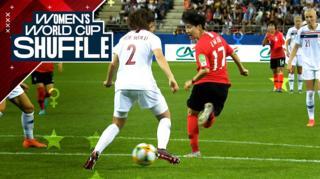 World Cup Shuffle