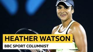 Heather Watson column