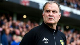 Leeds United boss Marcelo Bielsa