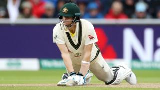 Star Australia batsman Steve Smith