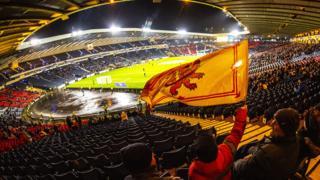 Scotland v Kazakhstan