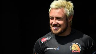 Exeter's Jack Nowell