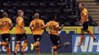 Hull v Middlesbrough