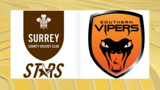 Surrey Stars and Southern Vipers