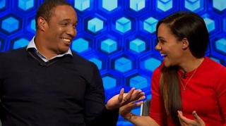 Paul Ince & Alex Scott