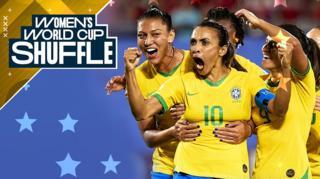 women's world cup Shuffle