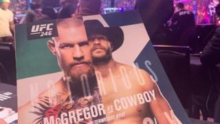 Stage set for Conor McGregor v Donald 'Cowboy' Cerrone