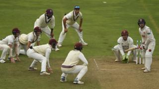 Somerset v Essex