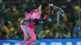 Jofra Archer of Rajasthan Royals