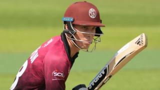 Somerset's Tom Banton