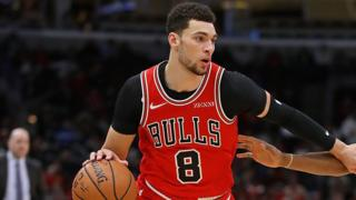 Chicago Bulls beat Atlanta Hawks 168-161 in NBA classic