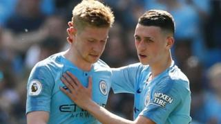 De Bruyne and Foden