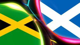 Jamaica v Scotland