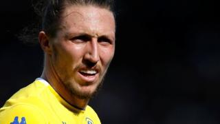 Leeds United defender Luke Ayling