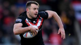 London Broncos' Ryan Morgan