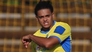 Haringey Borough defender Coby Rowe