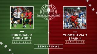 Semi-final 2 graphic