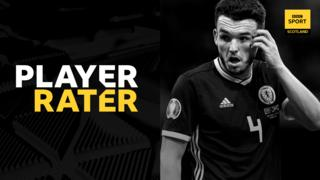 Player Rater graphic
