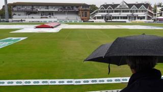 Taunton rain
