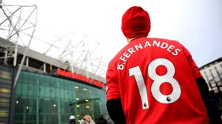 A Manchester United fan