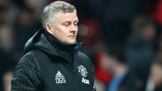 Manchester United boss Ole Gunnar Solskjaer