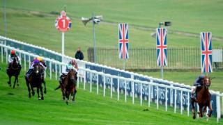 Serpentine wins the Derby