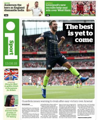 The i newspaper