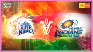 Chennai Super Kings v Mumbai Indians