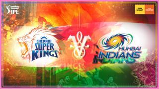 Chennai Super Kings v Mumbai Indians